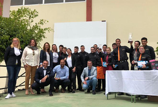 El Ies Puerto Del Rosario Acoge A Alumnado De Siete Centros