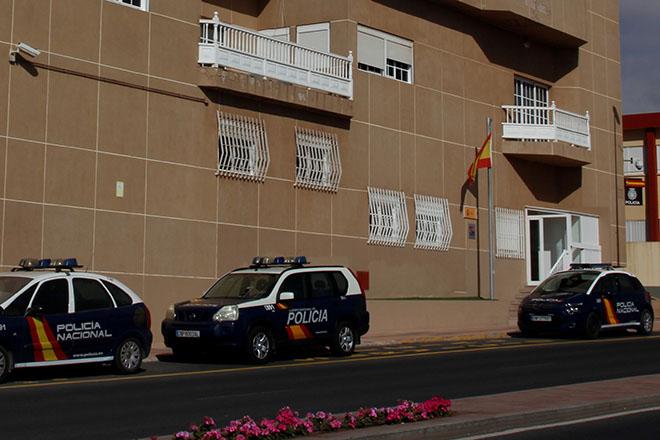 Detenido por destrozar el coche de una vigilante de seguridad en Puerto del Rosario