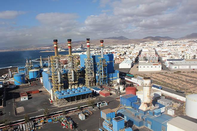 Puerto del Rosario solicita al Cabildo que declare la nueva ubicación de la central eléctrica - Diario de Fuerteventura