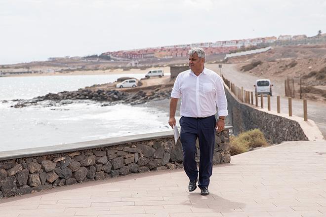 El alcalde de Puerto del Rosario repasa en diez acciones los cien días de gobierno - Diario de Fuerteventura