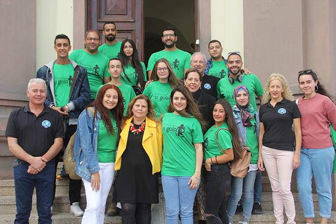 Estudiantes de Líbano, Egipto y Palestina participan en el proyecto astronómico Stardust - Diario de Fuerteventura